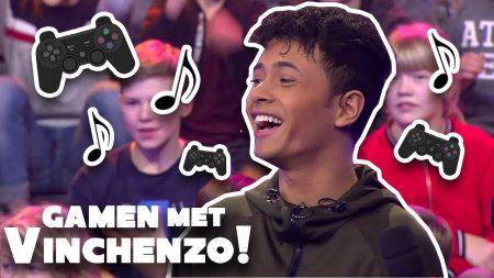 Betreden Op Eigen Risico – Fans Strijden Om Gamesessie Met Vinchenzo!