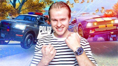 Royalistiq – Politie En Boefje Is Terug!!