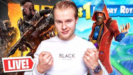 Royalistiq – Black Ops 4 & Fortnite Live!! – Royalistiq Livestream