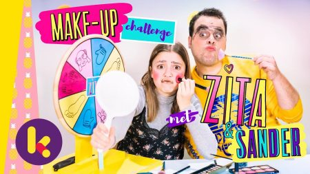 Zita – Make-Up-Challenge