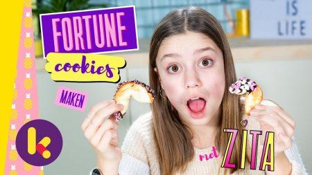 Zita – Fortune Cookies Maken