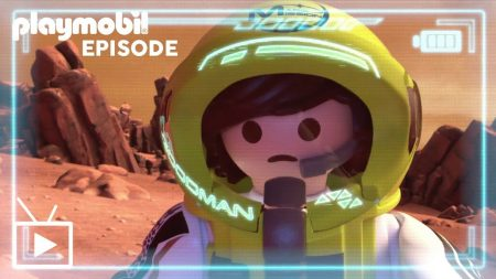 Playmobil – Marsmissie – Episode 4