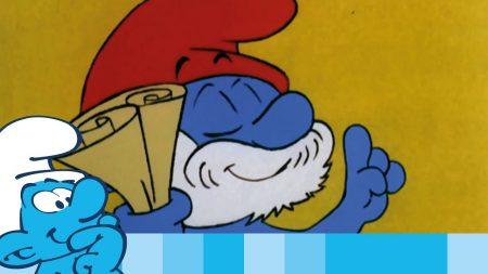 Smurfen – De Kaplowie Spreuk