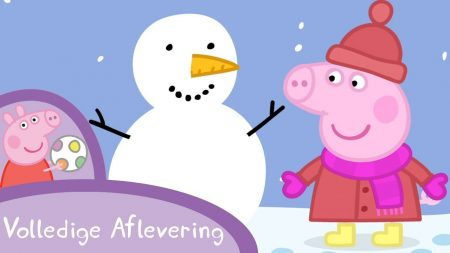 Peppa Pig – Sneeuw