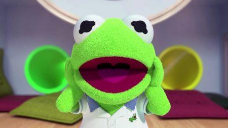 Muppet Babies – Kermit Kan Niet Kiezen