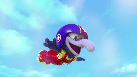 Muppet Babies – Gonzo Doet Een Stunt