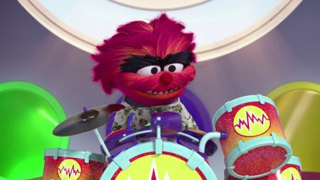 Muppet Babies – Animal Is Een Drummer