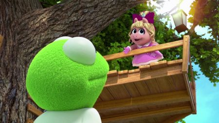 Muppet Babies – Het Boompaleis Van Piggy