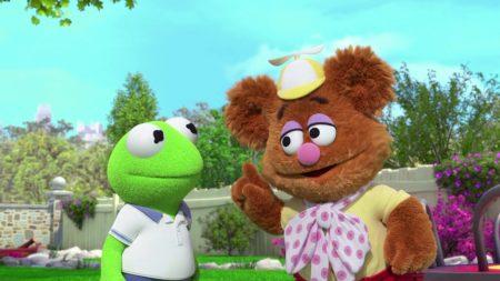 Muppet Babies – Het Favoriete Spel Van Kermit En Fozzie
