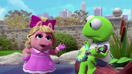Muppet Babies – Het Toneelstuk Van Piggy