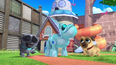 Puppy Vriendjes – Stamp, Klap En Pup!