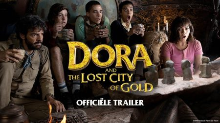 Dora And The Lost City Of Gold – Trailer