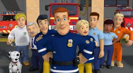 Brandweerman Sam – Paard Op Hol