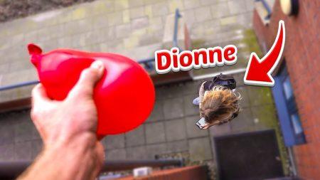 Enzo Knol – Pas Op Voor De Waterballon! – Vlog #2071