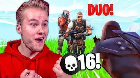 Royalistiq – Solo vs Duo Pakt Beter Uit Dan Verwacht!! – Fortnite Battle Royale