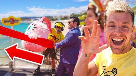 Enzo Knol – Levensgrote Angry Birds Wordt Afgeschoten! – Vlog #2107