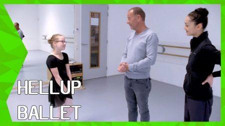 Zappsport – Draaien Zonder Duizelig Te Worden –  Hellup Ballet Met Nancy Durer