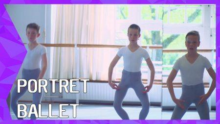 Zappsport – Springen In De Spotlights – Portret Ballet