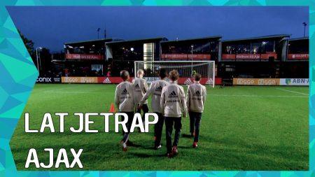 Zappsport – Ajax Is Gefocust Op De Eerste Plek – Latjetrap