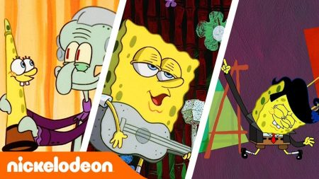 SpongeBob SquarePants – Muzikale Momenten ?