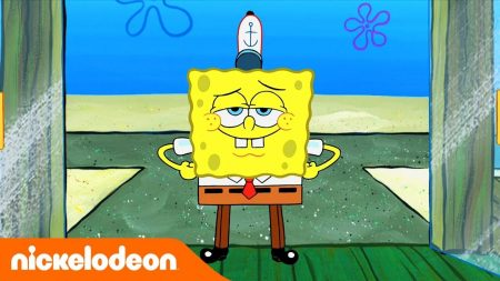 SpongeBob SquarePants – SpongeBob Lange-broek