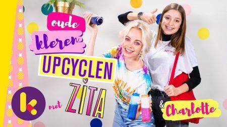 Zita – Oude Kleren Upcyclen Met Zita En Charlotte