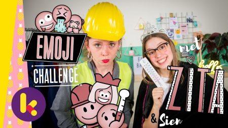 Zita – Emoji-Challenge Met Zita En Sien