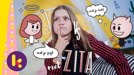 Zita – Wat Zita Zegt vs. Wat Zita Denkt