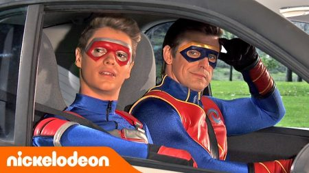 Henry Danger – Roadtrip ?