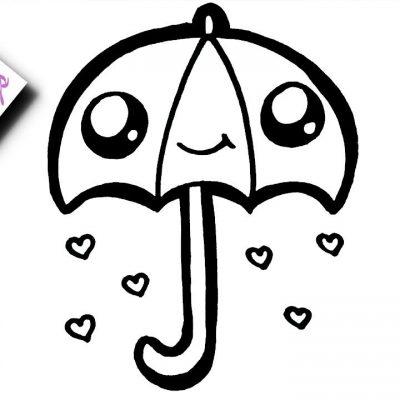 Paraplu Kleurplaat Hoe Teken Je Een Eenhoorn Kinderfilmpjes