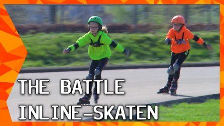 Zappsport – The Battle: Inline-skaten op Hoge Snelheid