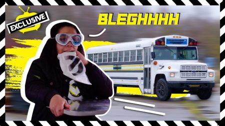 Checkpoint – Wagenziek: Waar In De Bus Wordt Je Dat Niet?