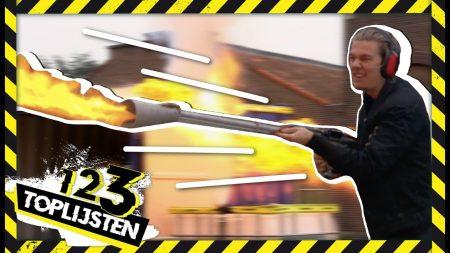 Checkpoint – Top 3 Schilderij In De Fik Door Vuurgeweer?!