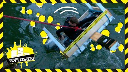 Checkpoint – Top3 Verzuipen In Het Water?!