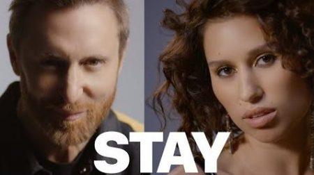David Guetta feat. Raye – Stay (Don't Go Away)