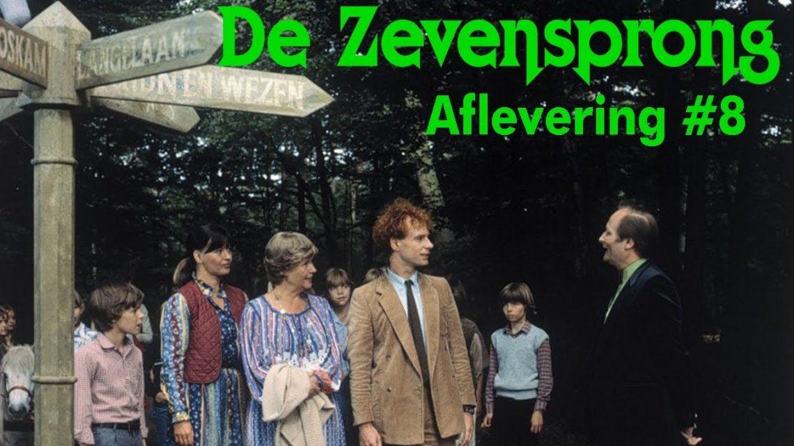 De Zevensprong – Deel 8 – Geert Jan Grisenstijn