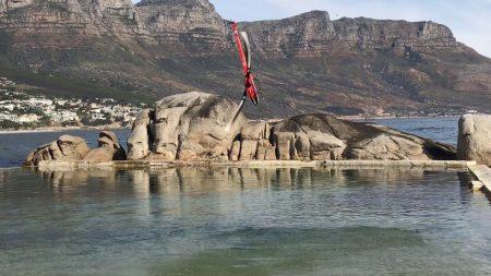 RC Heli Op Het Water In Zuid Africa