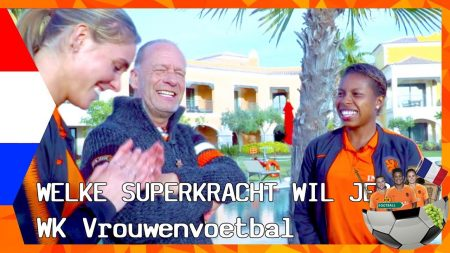 Zappsport WK Vrouwenvoetbal – Doelpuntenmakers Jill Roord & Lineth Beerensteyn Scoren Opnieuw