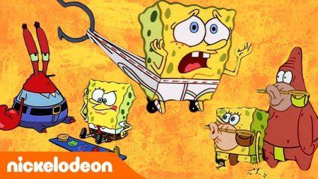 SpongeBob SquarePants – Leren Van Spongebob