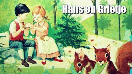 Luistersprookjes – Hans en Grietje