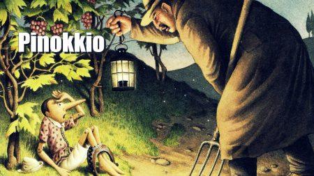 Luistersprookjes – Pinokkio