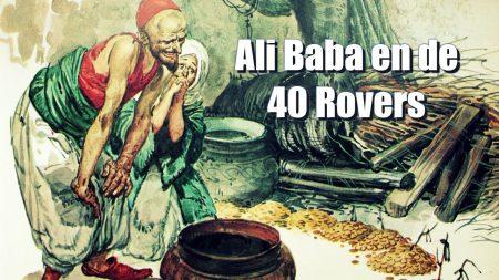 Luistersprookjes – Ali Baba en de 40 Rovers