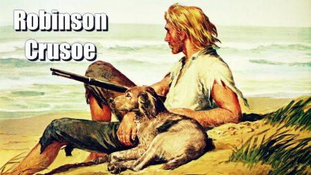 Luistersprookjes – Robinson Crusoe