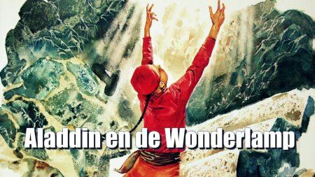 Luistersprookjes – Aladdin en de Wonderlamp