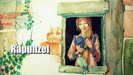 Luistersprookjes – Rapunzel (Raponsje)