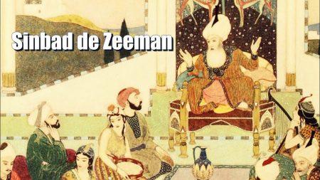 Luistersprookjes – Sinbad de Zeeman