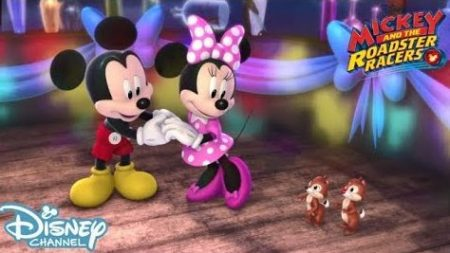 Mickey And The Roadster Racers   Mickey Mouse's Verjaardagsfeestje