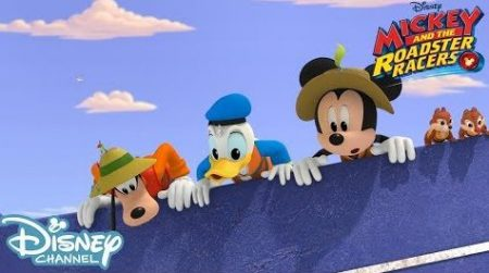 Mickey And The Roadster Racers – Vissen