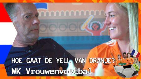 Zappsport WK Vrouwenvoetbal – Waar Loopt Van Der Gragt 's Nachts Naartoe? – Lieke Martens Is De Grootste Kluns