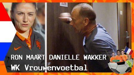 Zappsport WK Vrouwenvoetbal – Inbreken In Hotel Oranjeleeuwinnen – Het Bijgeloof Van Lize Kop
